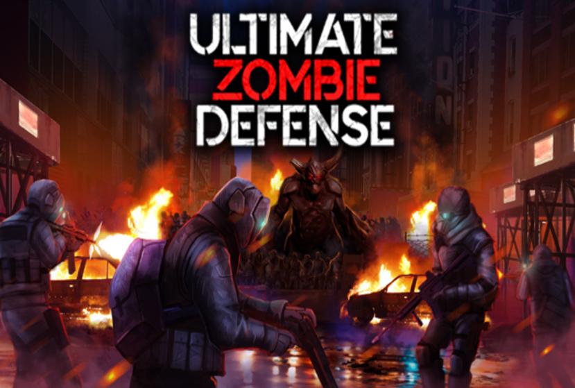 Ultimate Zombie Defense Repack-Games