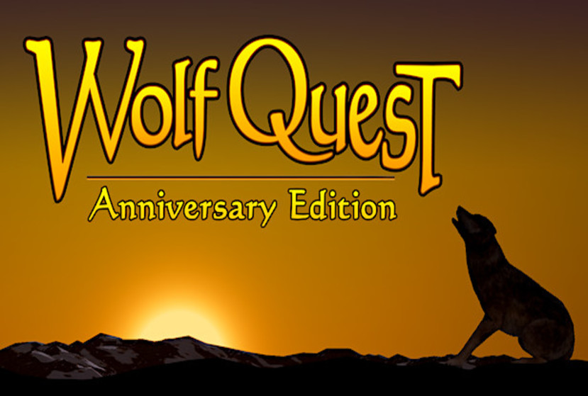 WolfQuest: Anniversary Edition Repack-Games