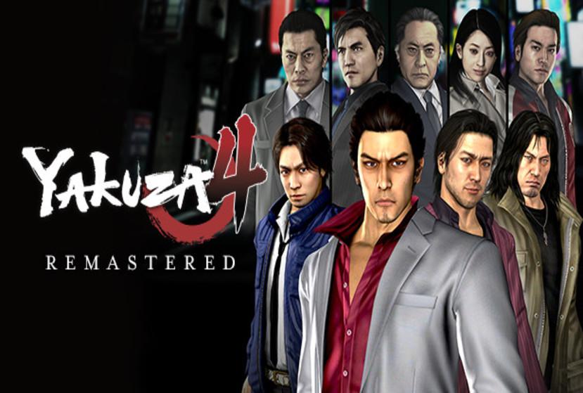 Yakuza 4 Remastered Repack-Games