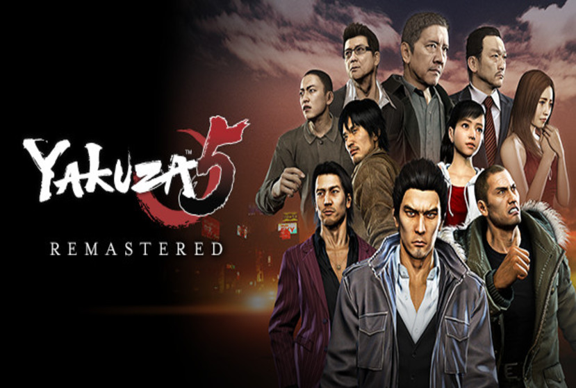 Yakuza 5 Remastered Repack-Games