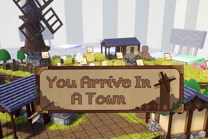 You Arrive in a Town Free Download Torrent Repack-Games
