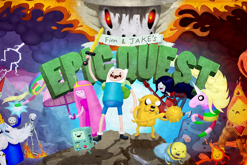 Adventure Time Finn And Jakes Epic Quest Free Download Torrent Repack-Games