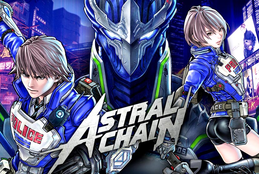 Astral Chain Free Download Torrent Repack-Games