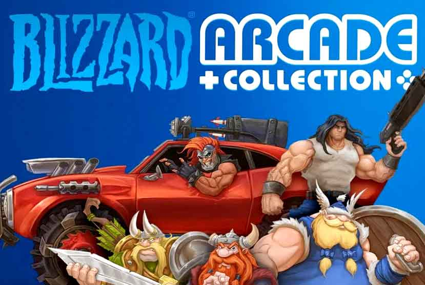 Blizzard Arcade Collection Free Download Torrent Repack-Games