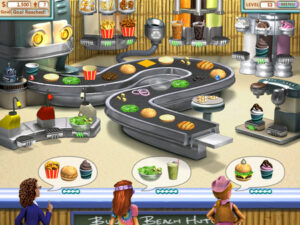 Burger shop Free Download Repack-Games