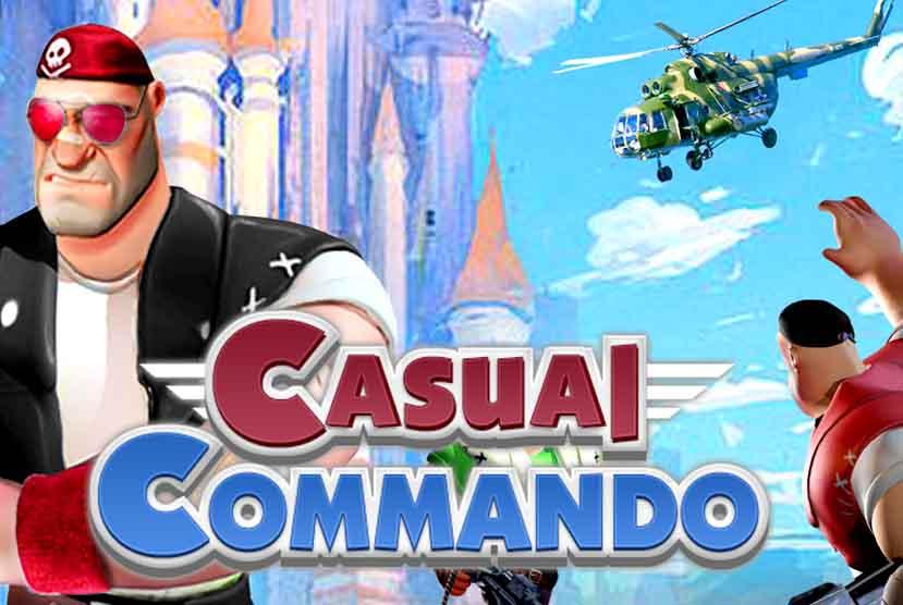 Casual Commando Free Download Torrent Repack-Games
