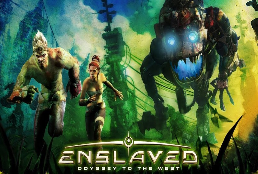 ENSLAVED: Odyssey to the West Premium Edition Repack-Games