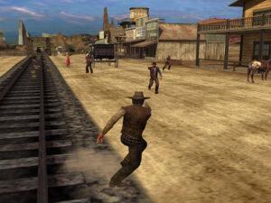 GUN (2005) Free Download Repack-Games