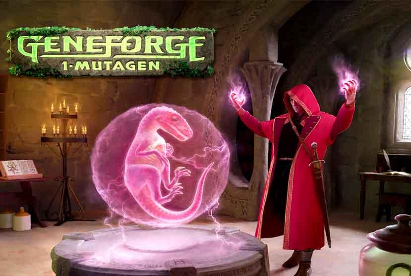 Geneforge 1 Mutagen Free Download Torrent Repack-Games
