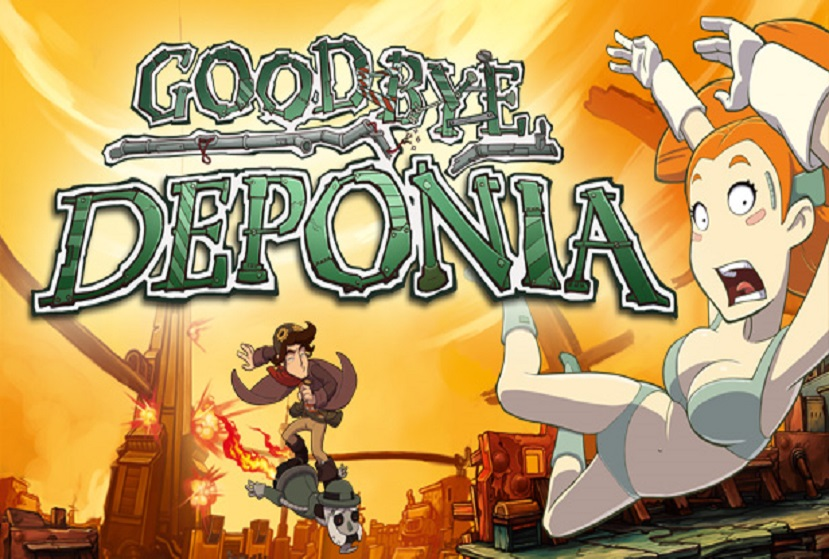 Goodbye Deponia Repack-Games