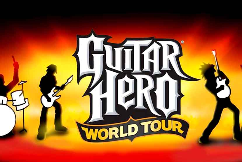 Guitar Hero World Tour Free Download Torrent Repack-Games