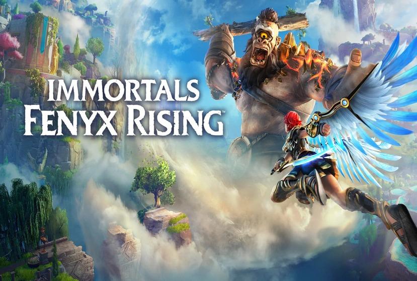 Immortals Fenyx Rising Repack-Games