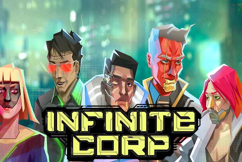 InfiniteCorp Cyberpunk Revolution Free Download Torrent Repack-Games