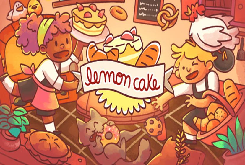 Lemon Cake Repack-Games