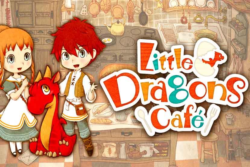 Little Dragons Café Free Download Torrent Repack-Games