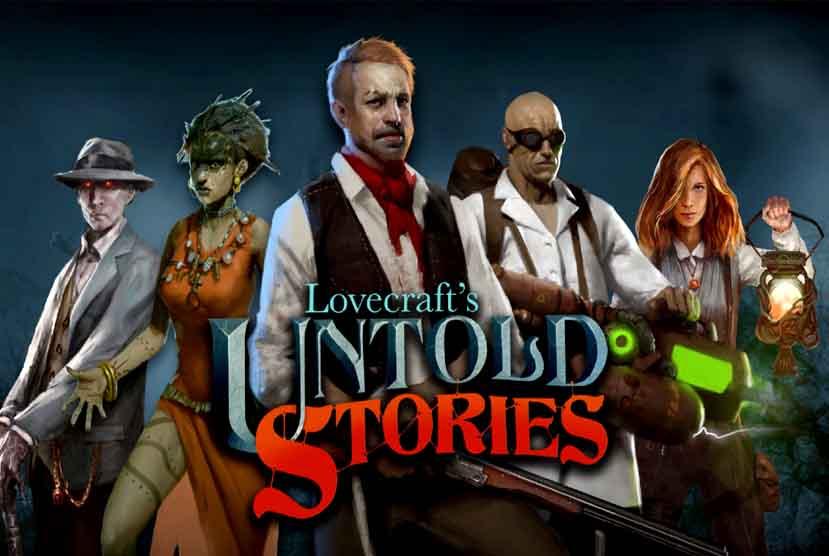 Lovecrafts Untold Stories Free Download Torrent Repack-Games