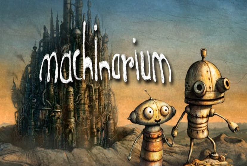 Machinarium Collector's Edition Repack-Games