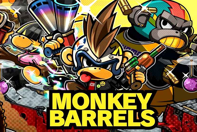 Monkey Barrels Free Download Torrent Repack-Games