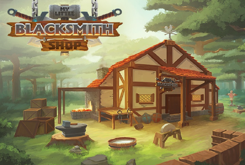 My Little BlackSmith Shop Free Download Repack-Games