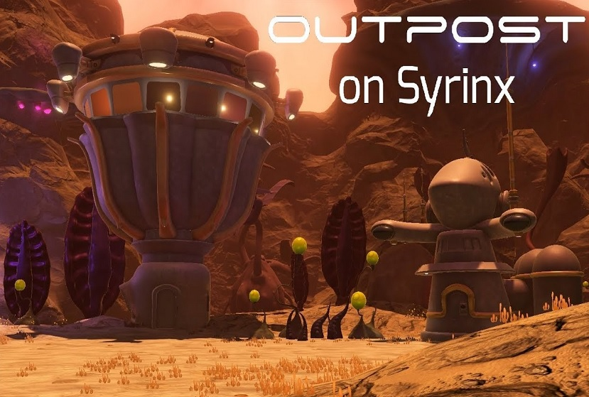 Outpost On Syrinx Repack-Games