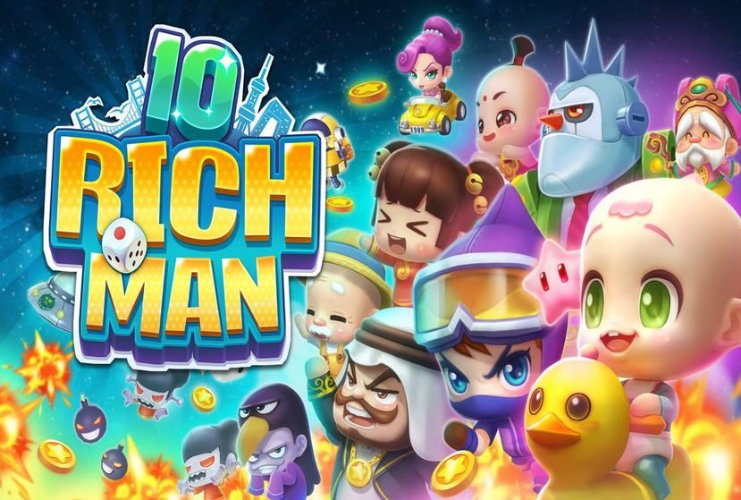 Richman10 Repack-Games