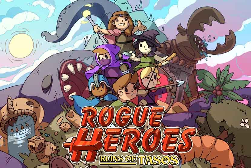 Rogue Heroes Ruins of Tasos Free Download Torrent Repack-Games