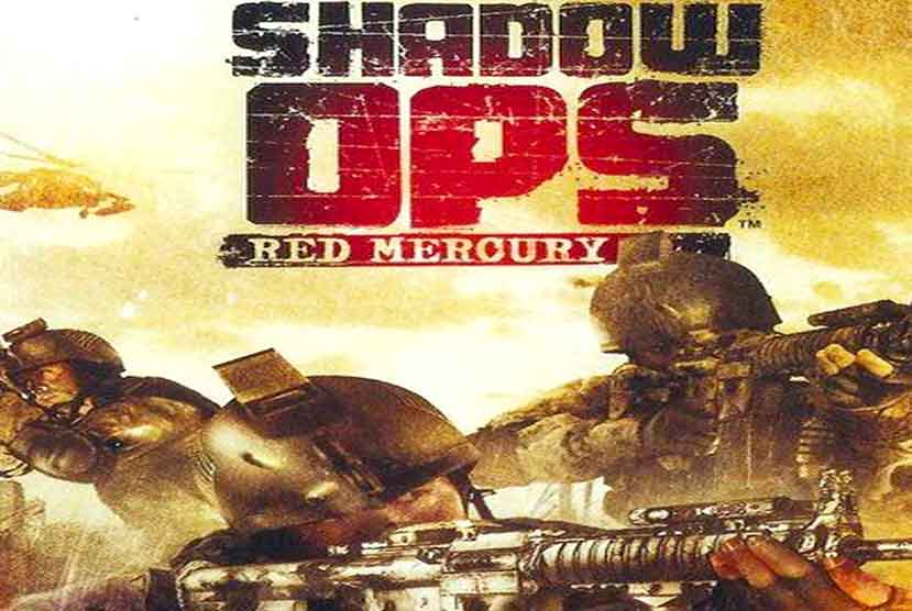 Shadow Ops Red Mercury Free Download Pre-Installed Repack-Games