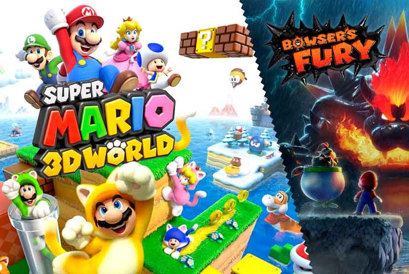 Super Mario 3D World + Bowsers Fury Torrent Repack-Games
