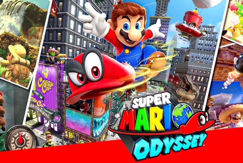 Super Mario Odyssey Free Download Torrent Repack-Games