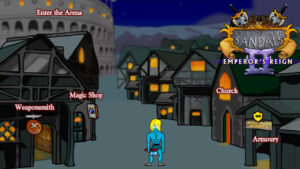 Swords and Sandals Classic Collection Free Download Repack-Games