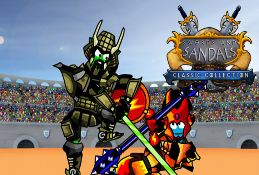 Swords and Sandals Classic Collection Repack-Games