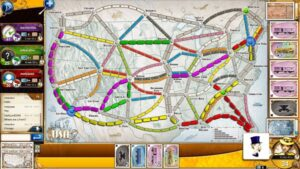 Ticket to Ride Free Download Crack Repack-Games