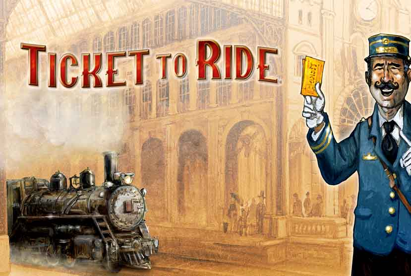 Ticket to Ride Free Download Torrent Repack-Games