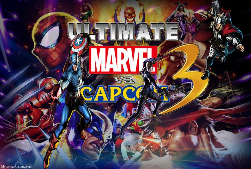 ULTIMATE MARVEL VS. CAPCOM 3 Repack-Games