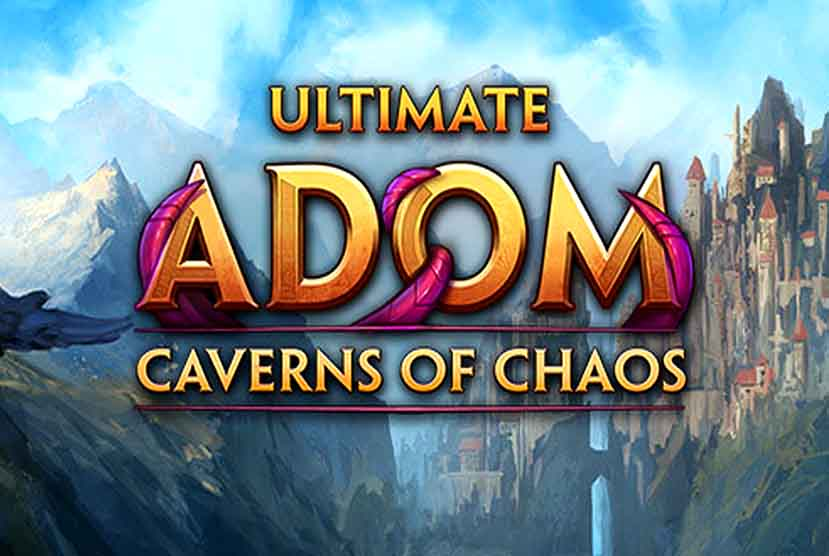 Ultimate ADOM Caverns of Chaos Free Download Torrent Repack-Games