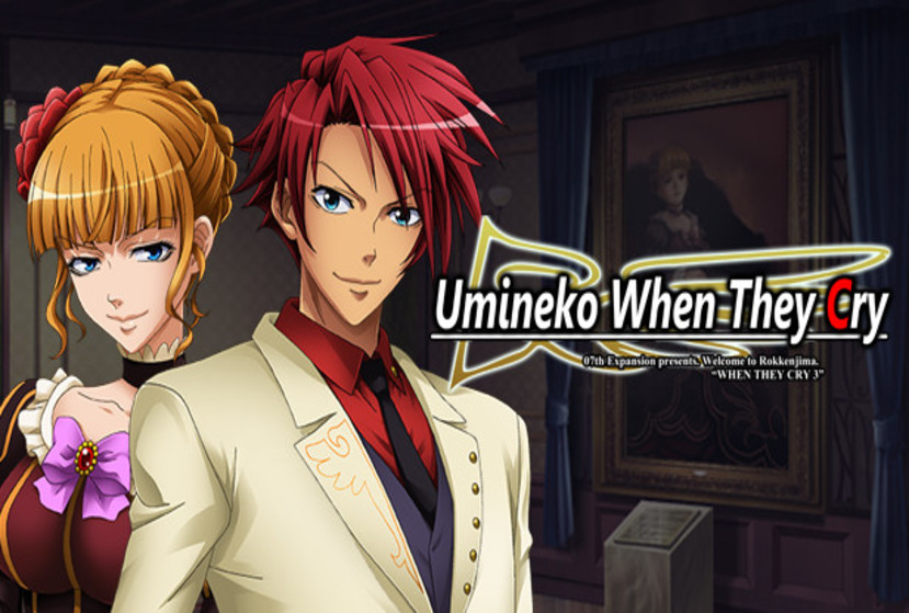 Umineko When They Cry - Question Arcs Repack-Games