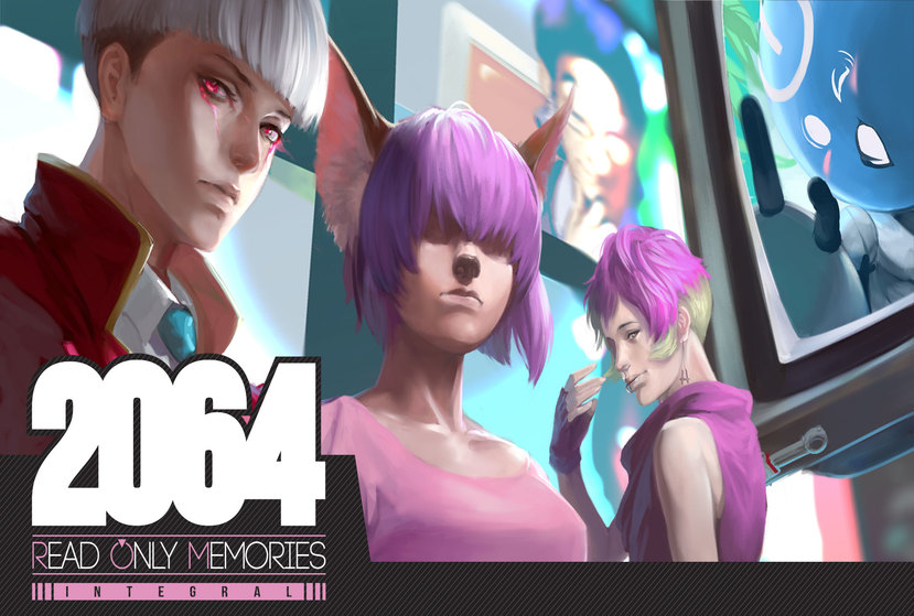 2064: Read Only Memories Repack-Games