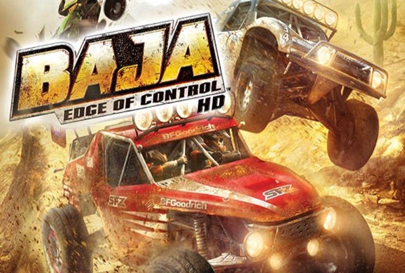 BAJA: Edge of Control HD Repack-Games