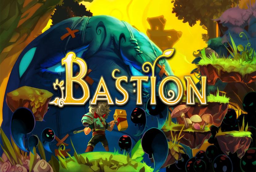 Bastion Repack-Game