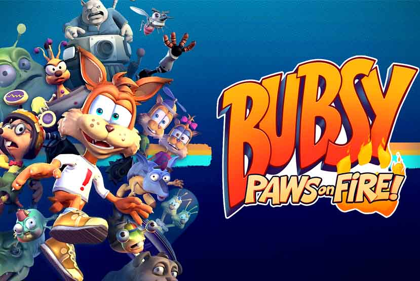 Bubsy Paws on Fire Free Download Torrent Repack-Games