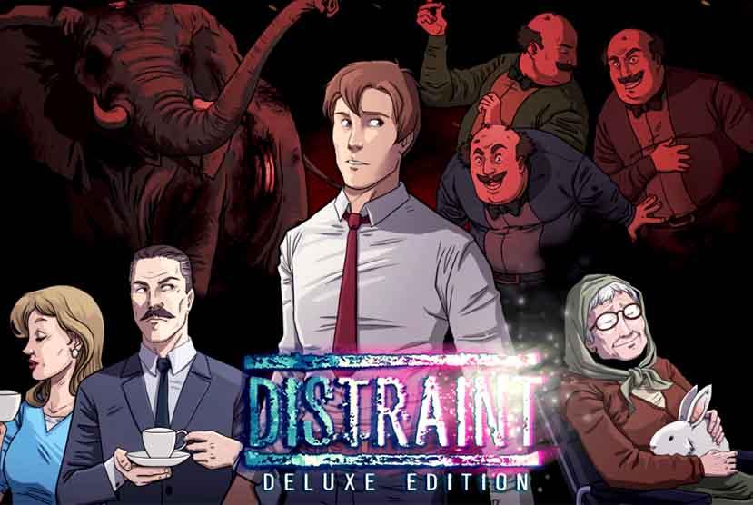 DISTRAINT Deluxe Edition Free Download Torrent Repack-Games