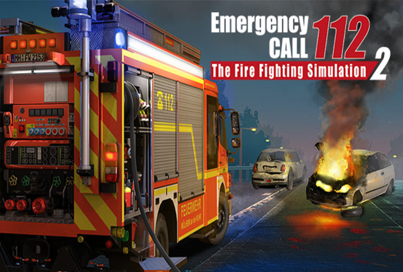 Emergency Call 112 – The Fire Fighting Simulation 2 Repack-Games