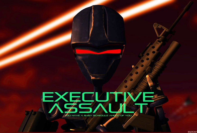 Executive Assault Pre-Installed