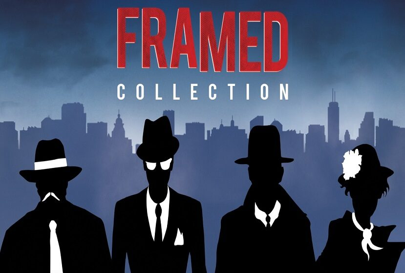 Framed Collection Repack-Games