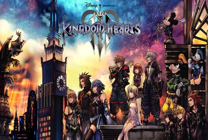 KINGDOM HEARTS III Re Mind Repack-Games