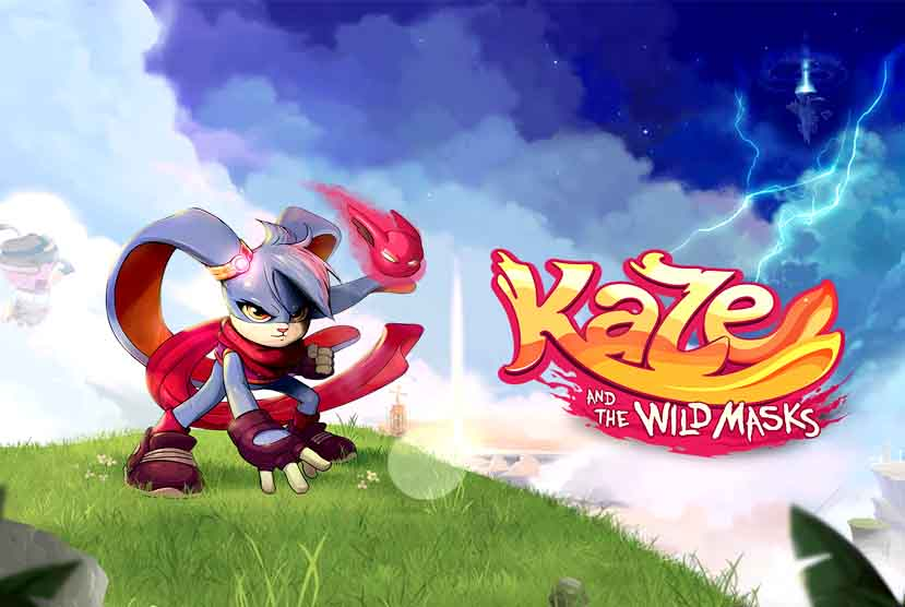 Kaze and the Wild Masks Free Download Torrent Repack-Games