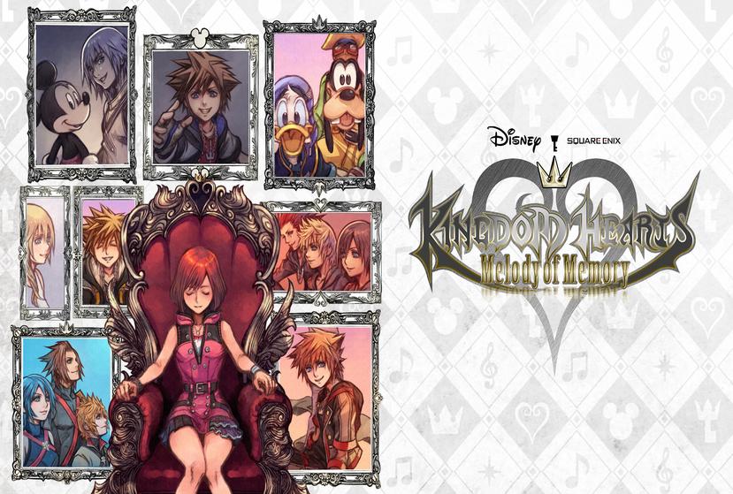 Kingdom Hearts: Melody of Memory Repack-Games