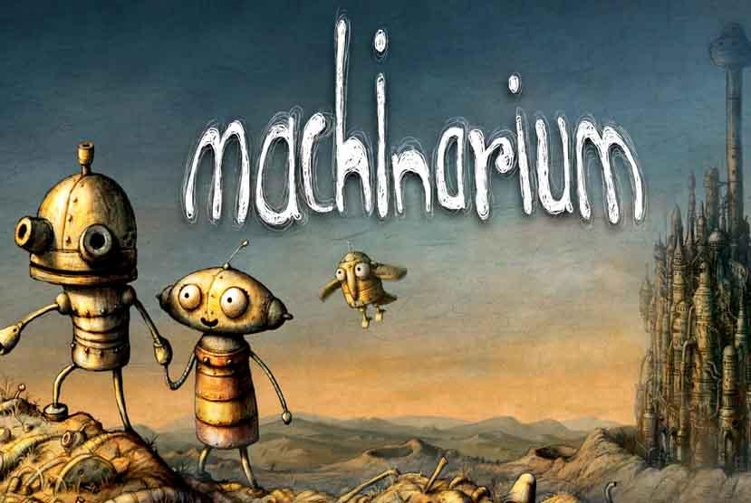 Machinarium Free Download Torrent Repack-Games