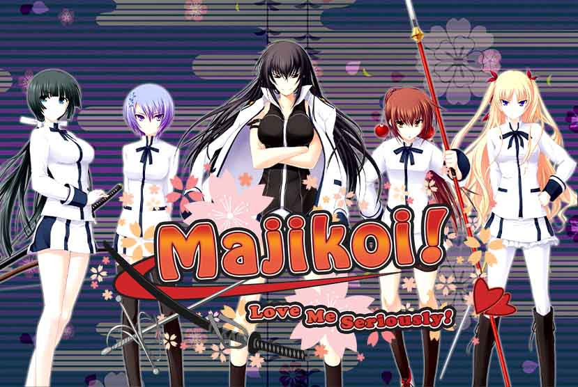 Majikoi Love Me Seriously Free Download Torrent Repack-Games