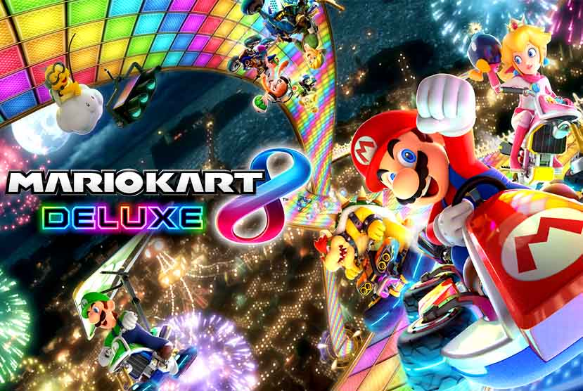 Mario Kart 8 Deluxe Free Download Torrent Repack-Games